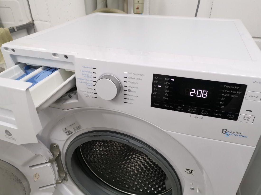 Beko Waschtrockner Test